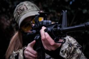"January 12, 2015: Rifle ""Shoot"""