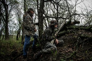 APRIL 19, 2015: BIRTHDAY TURKEY HUNT