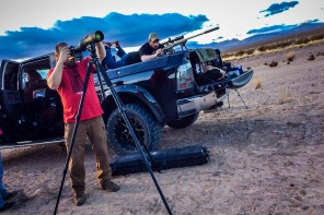 January 18, 2016: Pre-SHOT Show Long Range Fun in the Desert