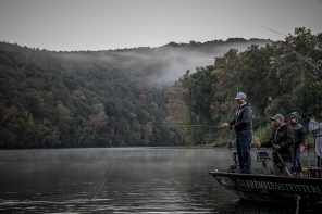 October 8-9, 2016: Tandem Fly Outfitters on Taneycomo